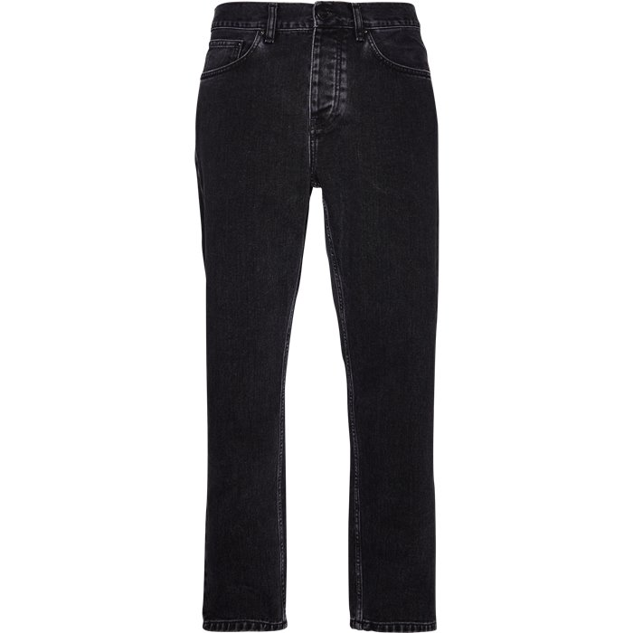 Newel Pant - Jeans - Tapered fit - Sort